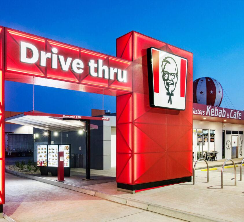 KFC Dandenong South