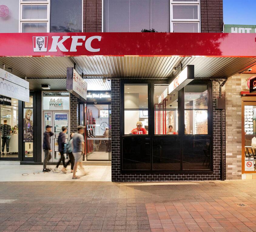 KFC Kingsway