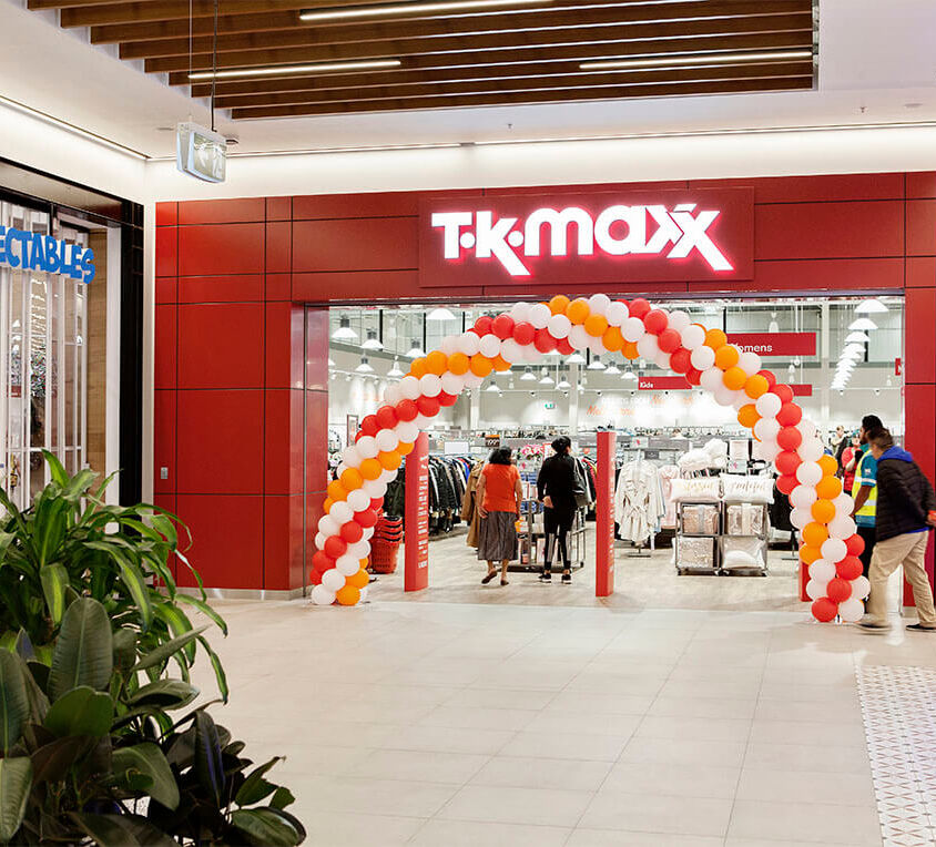 TKMaxx and Chemist Warehouse Braybrook
