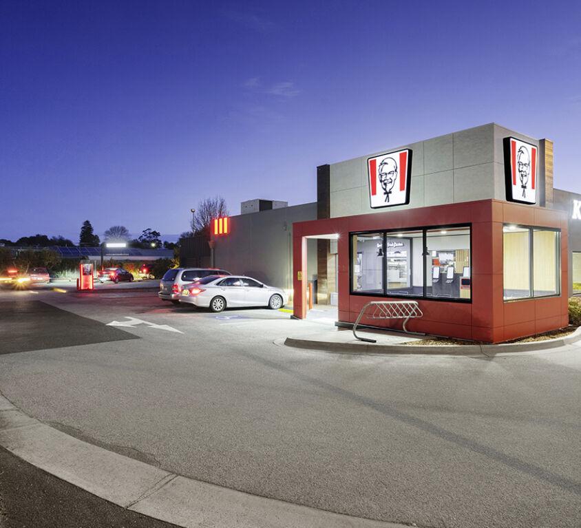 KFC Rosebud